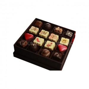 Message Chocolate Box