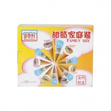 奇香村雪糕系列-家庭装甜筒