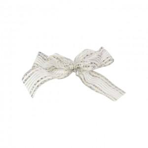 Ribbon Accessories (Silver Stripes)
